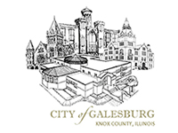 City of Galesburg Logo